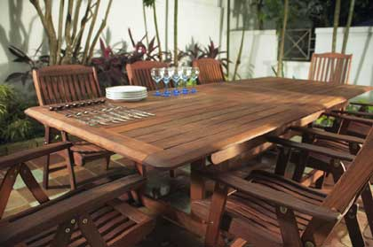 dansson outdoor wood products - Garden Furniture Decking